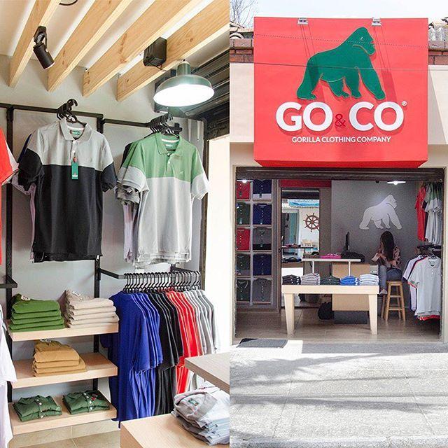 En esta Navidad visita nuestras tiendas de Envigado en la calle de la Buena Mesa,  Guayabal y Laureles, te esperamos con polos, camisas y T-shirts perfectas para regalar y estrenar. No te pierdas los descuentos exclusivos de nuestra página www.gococlothing.com ¡Hacemos envíos a todo el país! #BeGoCo ¡Somos #LaMarcaDelGorila !