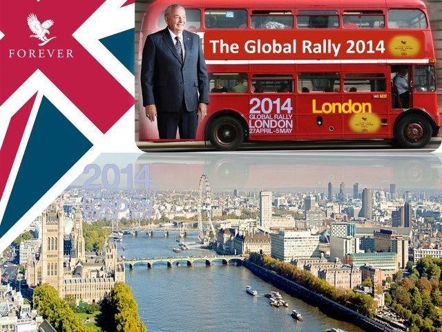 #myfoerverdream London 2014