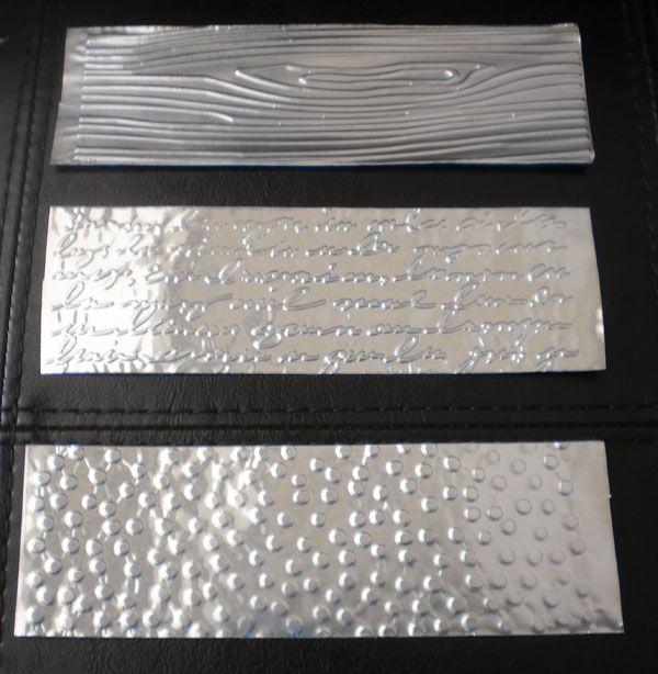 Best 25 Aluminum Foil Crafts Ideas On Pinterest