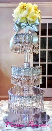 Sale Cupcake tower 4 tiers. Cupcake stand. by FashionProposals, $69.00