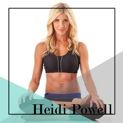 Mom's Day R&R + Spa Day Giveaway! | Heidi Powell