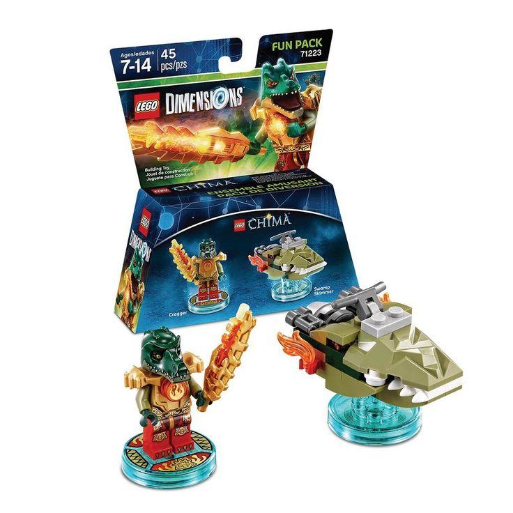 Lego Dimensions - Chima Cragger Fun Pack