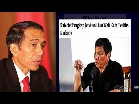 Pak Jokowi Belajarlah Dari Presiden Filipina Untuk Sikat Aparat Bejat !