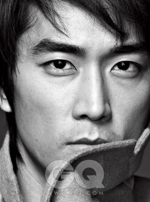 pics+of+song+seung+hun | Actor Song Seung Hun is sexy as he models for GQ magazine.