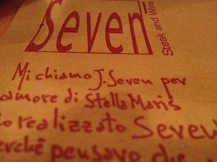 Seven in Milano, Lombardia