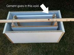 IMG 2846 940x7021 A DIY concrete planter  its easier than it looks