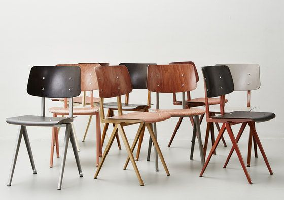 Galvanitas chair S.16 by De Machinekamer Galvanitas | Restaurant chairs | Architonic