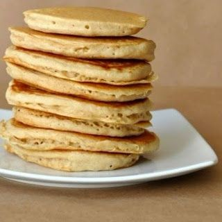 Vanilla protein pancakes! 21 Day FIx approved with container counts!