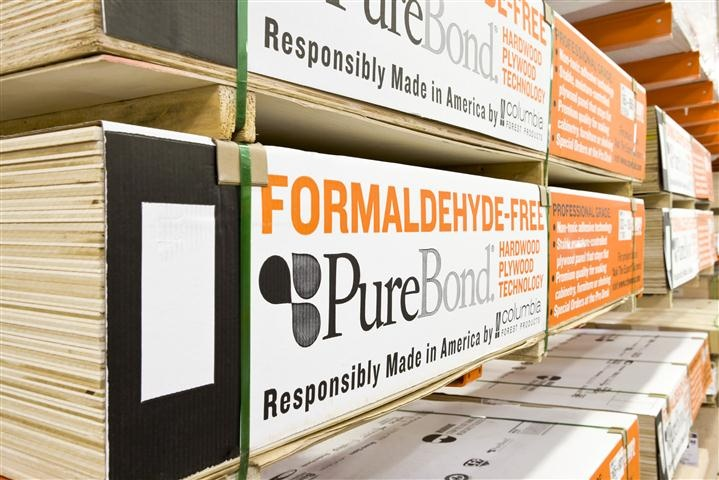 Formaldehyde Free Kitchen Cabinets Home Depot