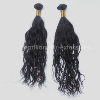 2 Bundles / Lot Loose Wave 100% Brazilian Virgin Hair Weave Extensions Unprocessed 200g/Lot AAAAA High Quality No Shedding No Tangles !!