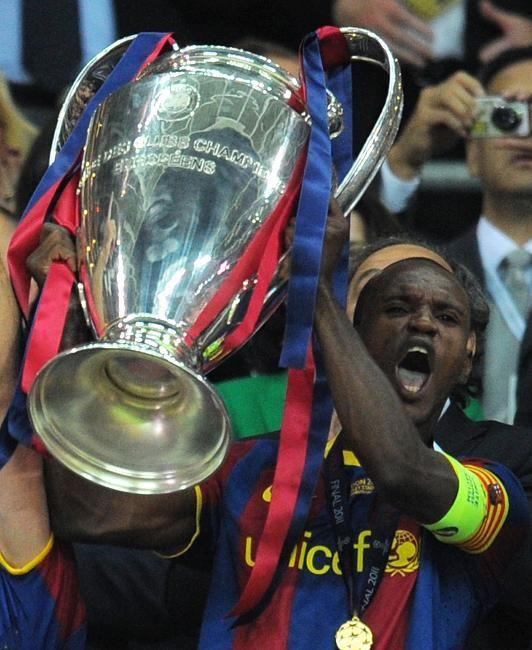 TbT: When Éric Abidal lifted 'Old Big Ears' at Wembley | My Heart Beats Football
