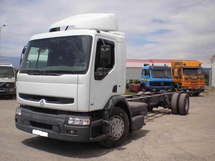 Renault PREMIUM 260 - Portugal - Registration year: 1997, Meter read-out: 149,951 km, Wheelbase: 6400, Drive: Left hand, Engine output... - Mascus Portugal