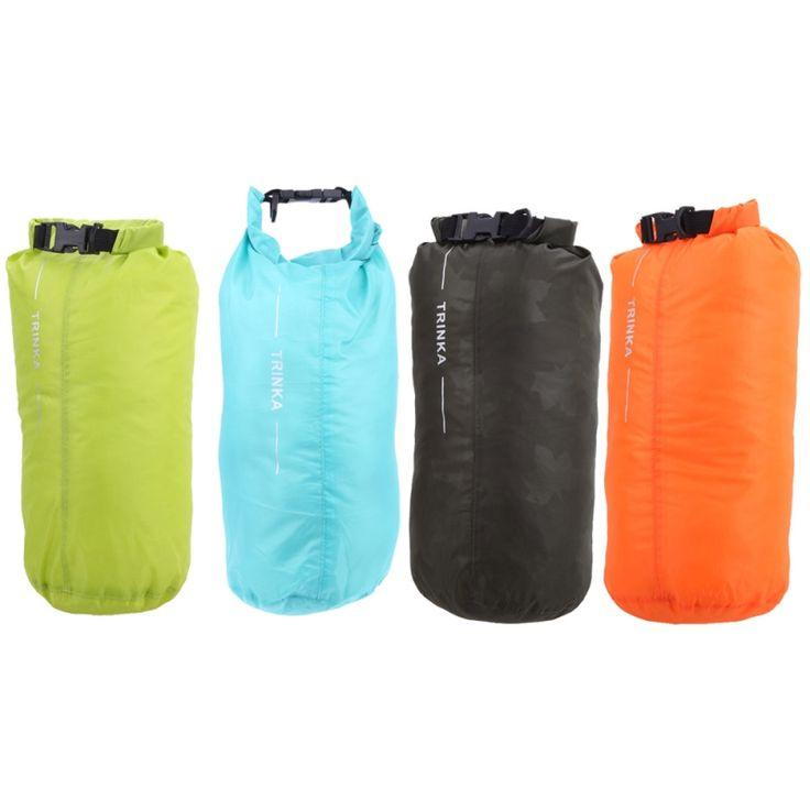 Nieuwe Draagbare 8L Waterdichte Tas Opslag Dry Bag Pouch voor voor Kano Kayak Rafting Sport Outdoor Camping Outdoor Tassen