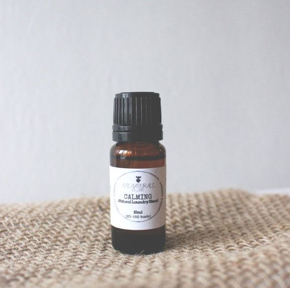 The Calming scent is a blend of #lavender and Roman #chamomile, two essential oils that are safe for all ages. Use this blend with laundry if you have #littleones under two at home (you'll love the scent as well!)