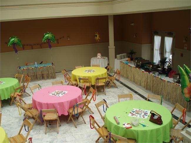 hawaiian baby shower bridal shower baby shower hawaiian luau theme