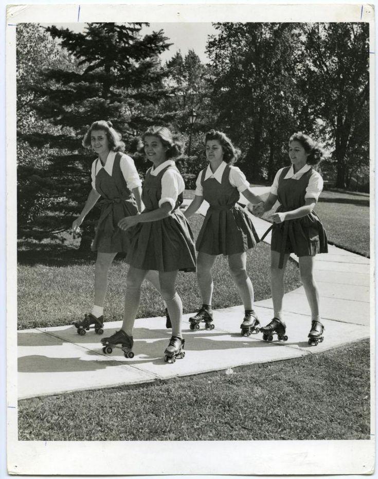 Emma Willard School Troy, NY  1950's  love this school !!