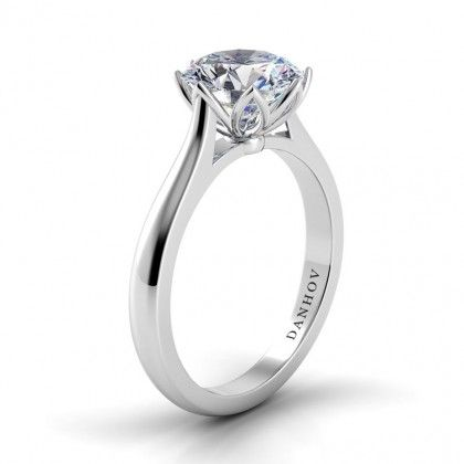#Danhov #Engagement #Ring -James and Sons Jewelers- Orland Park, Lincoln Park, Schererville