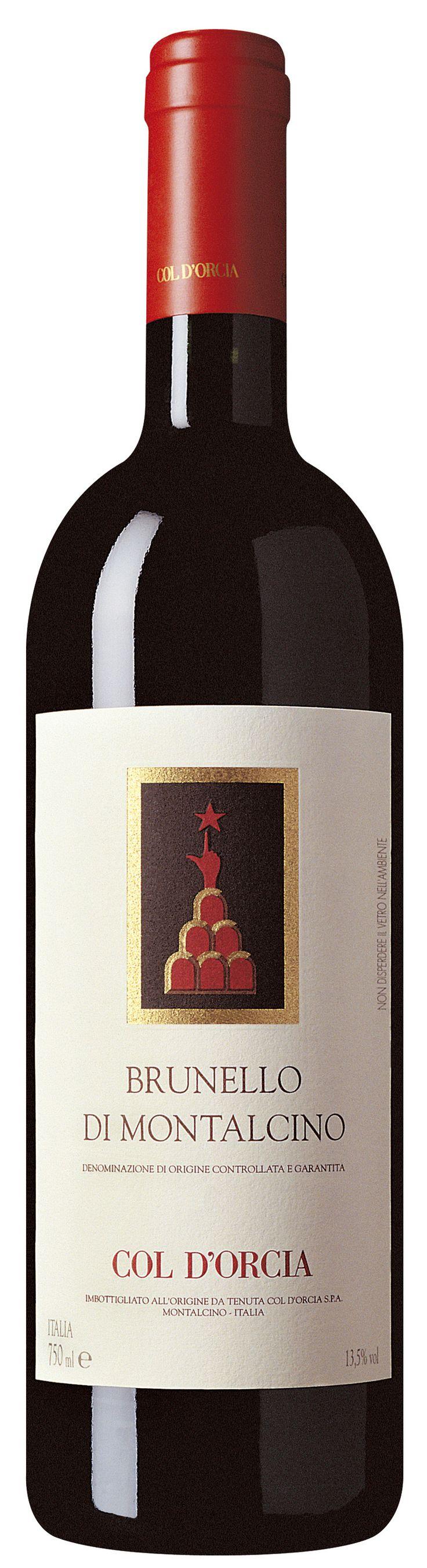 Un #vino tradizionale che rispetta l'essenza del Sangiovese di Montalcino che…
