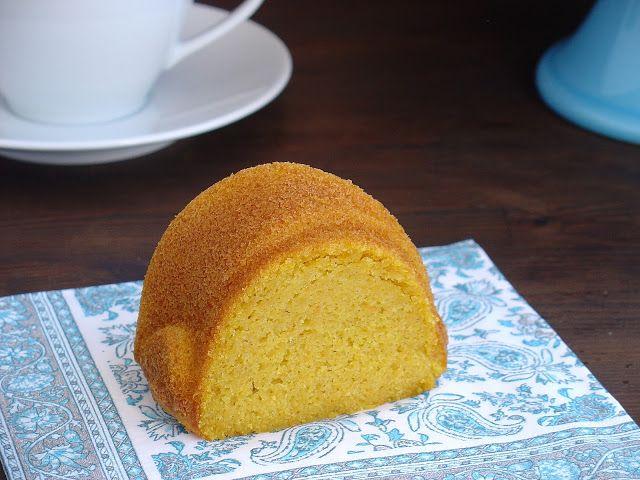 Ma Petite Boulangerie: Carrot Bundt Cake - Bizcocho de zanahoria