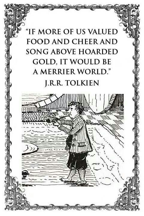 Quote. J.R.R. Tolkien, writing and art.. I pinned this elsewhere but love the…