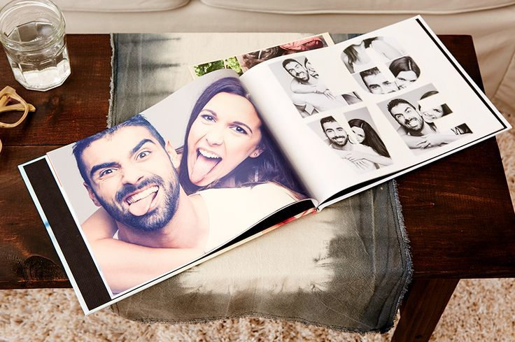 "Looking for an Anniversary gift? Design your customized photo book. It's easy to create and every order has a ""just right"" guarantee. Save up to 67% on photo books!"