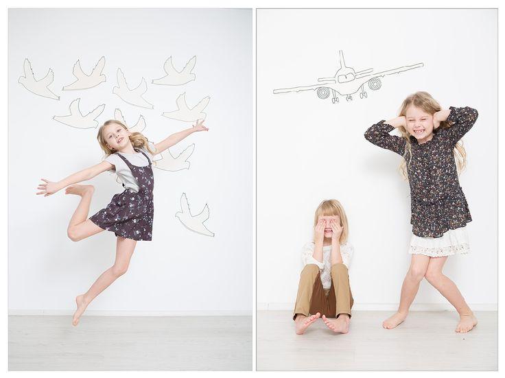 Детская фотография, как искусство! Фотограф Яана Сюльд