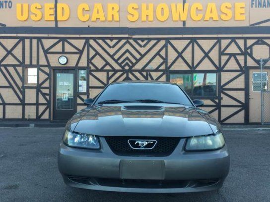 Coupe, 2002 Ford Mustang Coupe with 2 Door in Phoenix, AZ (85009)