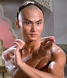 "Gordon Liu from ""Fist of the White Lotus"" - A remake/sequel to the classic ""Executioners from Shaolin"" (Shaw Brothers)"