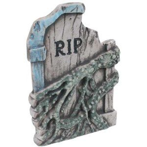Halloween Tombstones To Set Up Your Own Halloween Graveyard | Best Halloween Costumes & Decor