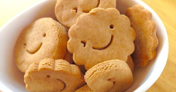 簡単♡米粉ときな粉のざくざくクッキー by よっぴーmama 【クックパッド】 簡単おいしいみんなのレシピが277万品
