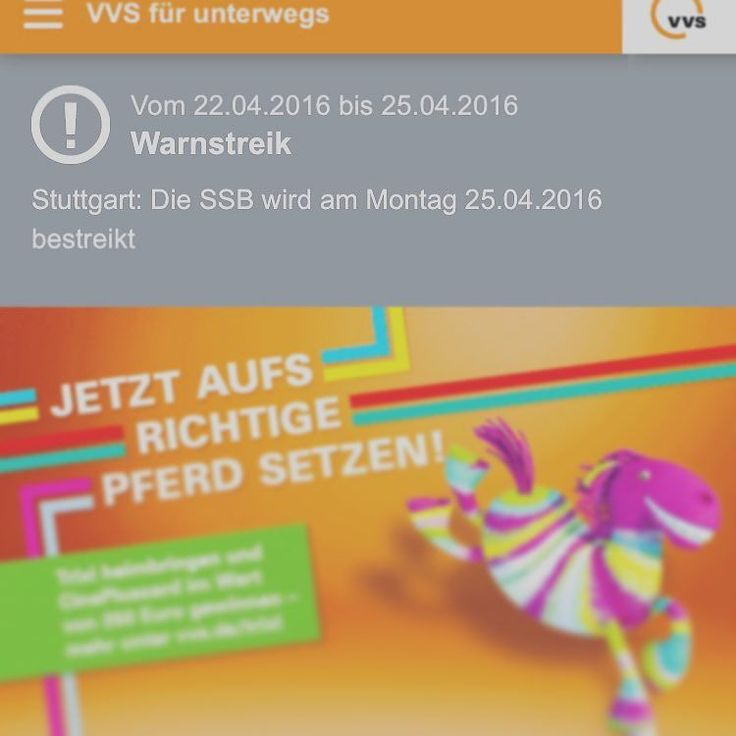 The VVS is striking today. Be sure to make alternative plans if you need to travel in Stuttgart. However the S-Bahns are running today. #beinformed #Stuttgart #0711 #Stuggi #walkingtowork #publictransport