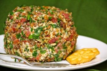 How to Make Festive Cheese Balls, Jamaican Recipes, Jamaican Cooking