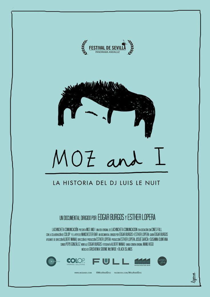 """#DOCUMENTAL #FILM #MORRISEY #THESMITHS #DJ #INDIE #MUSICA  """"MOZ and I"""" es un documental que describe el fenómeno fan a través de la vida del Dj Luis Le Nuit, el admirador más incondicional y entrañable de Morrissey (líder de los Smiths). A partir de esta relación, se explora la evolución personal de Le Nuit com Dj y de la escena indie nacional. Crowdfunding verkami: http://www.verkami.com/projects/11619-moz-and-i/"""