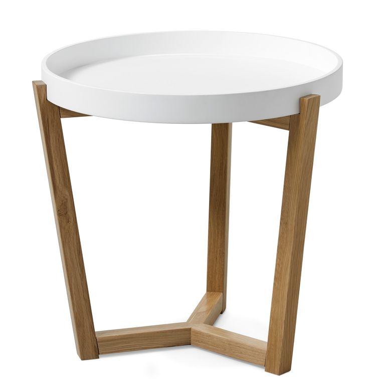 Produktbild - Flexa, Soffbord, Ø 55 cm