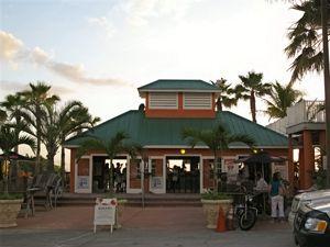 Undertow Beach Bar on St. Pete Beach.