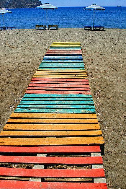 Backyard Boardwalk