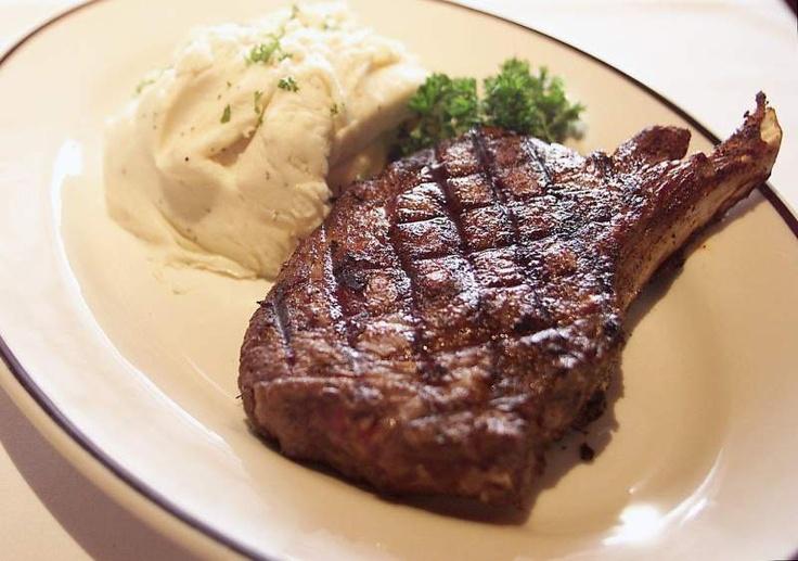 Best steak ever! Stoney River 22 oz Cowboy Cut Bone In Ribeye