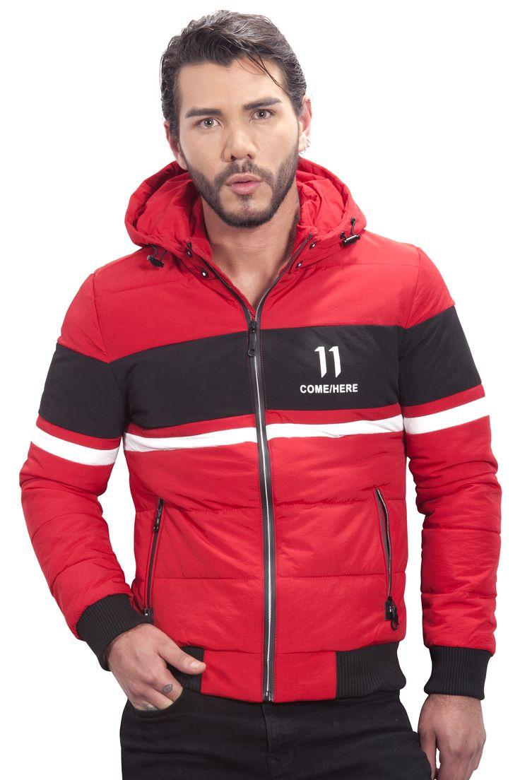 REF: 218 - Chaqueta Impermeable #SidneyJeans #hombre #chaqueta #impermeable #jacket #men #moda #winter #viaje