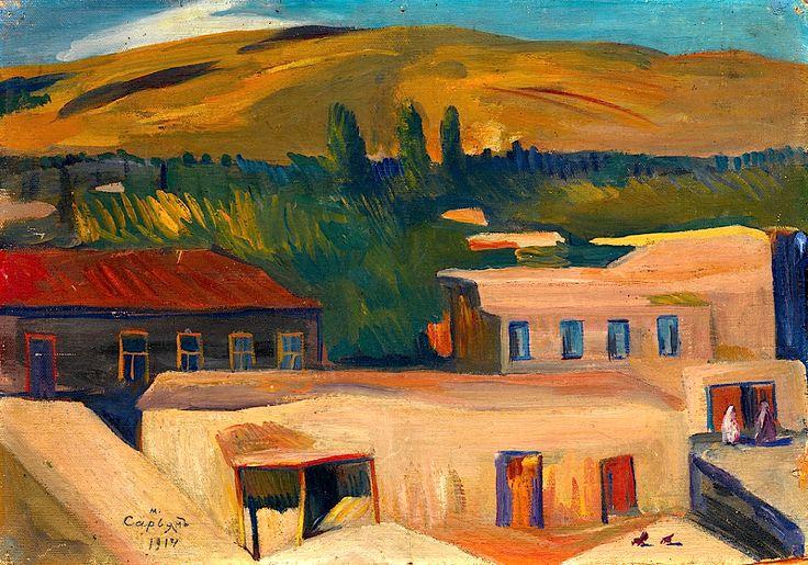 SARYAN, MARTIROS (1880-1972) Erivan