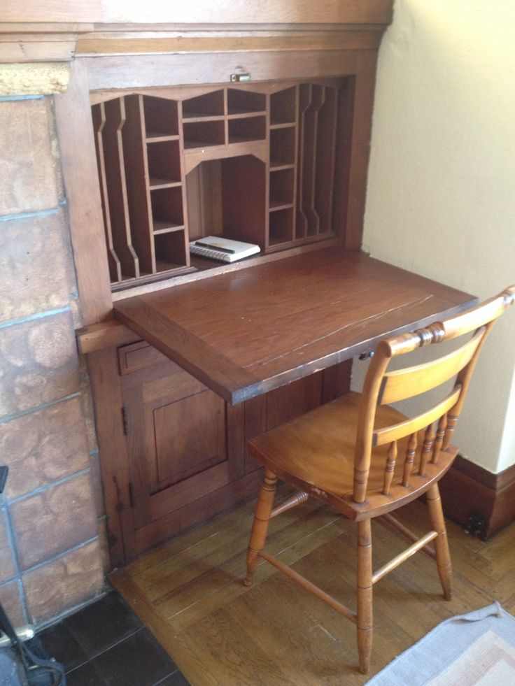 Craftsman Built In Desk Google Search Tallmadge And