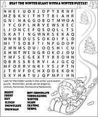 funschool kaboose christmas coloring pages - photo#19