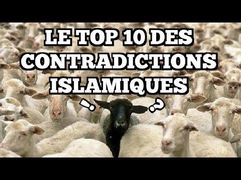 LE TOP 10 DES CONTRADICTIONS ISLAMIQUES - YouTube