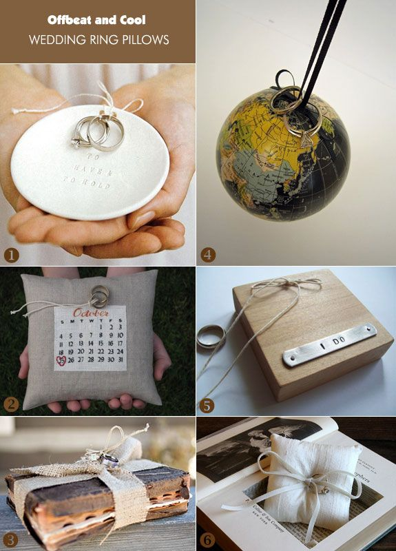 Offbeat and Cool: Ring Pillows for your Ceremony & 54 best RING BEARER IDEAS images on Pinterest | Marriage Barn ... pillowsntoast.com