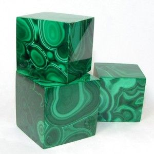 """//Malachite is a stone that should not be used for physical healing. Malachite has been called the """"mirror of the soul"""". It is variable in its condition. It reaches the inner feelings of the person and reflects what is there, negative or positive. It is so beautiful that one would like to wear it in jewelry, but caution must be used when wearing Malachite. It will always reflect how you feel, if you feel negative don't wear Malachite. It reminds us that we have a dual nature"""