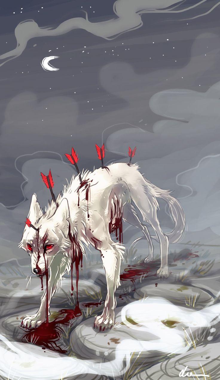 bad blood by LoupDeMort.deviantart.com on @DeviantArt