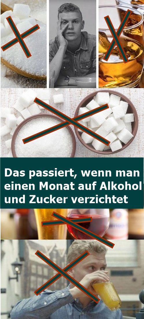 Das passiert, wenn man einen Monat auf Alkohol und Zucker verzichtet | njuskam!