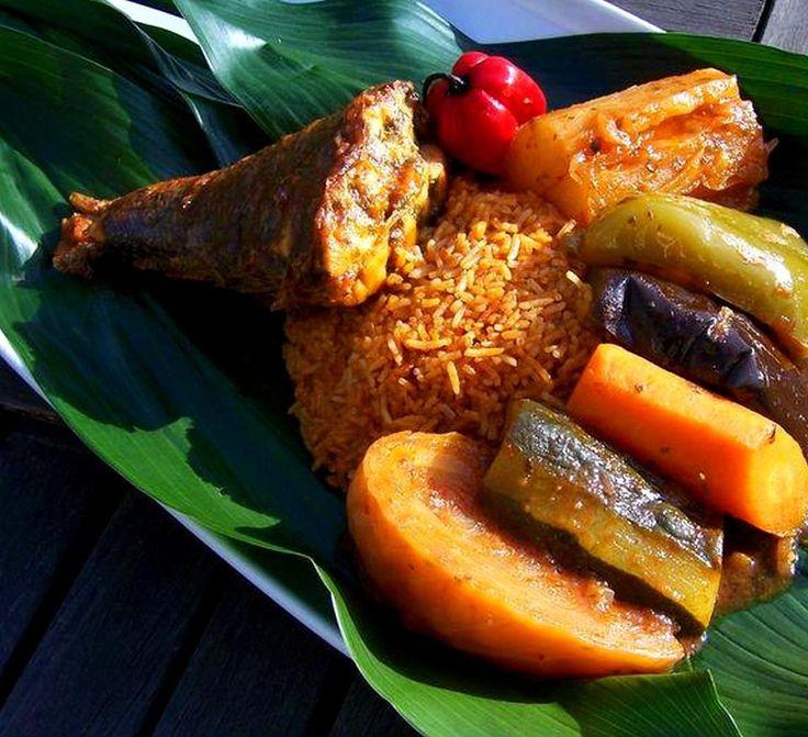 Riz au Gras, Poisson : peut aussi se faire avec de la viande de boeuf, du poulet et bien d'autres aliments..