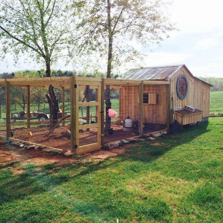 Easy Backyard Chicken Coop Plans   Diy chicken coop plans ...
