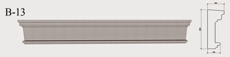 Brauri - Fatade Case Decorativa B-13