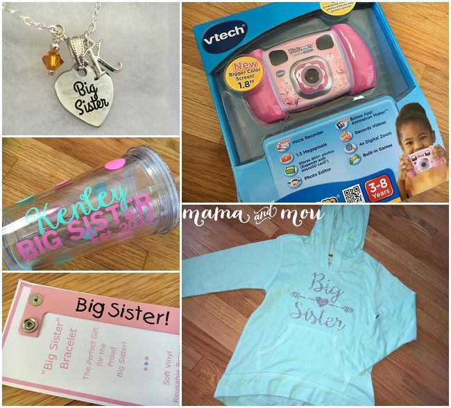 Gift Ideas For Big Sister At Baby Shower Part - 15: Mama U0026 Mou: Kenleyu0027s Big Sister Gift More